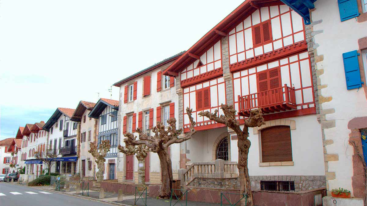 Top 10 des plus beaux villages de France, Ainhoa