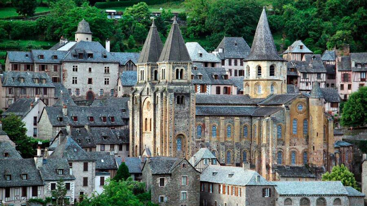 Conques, Rochefort-en-Terre, Top 10 des plus beaux villages de France, Ainhoa