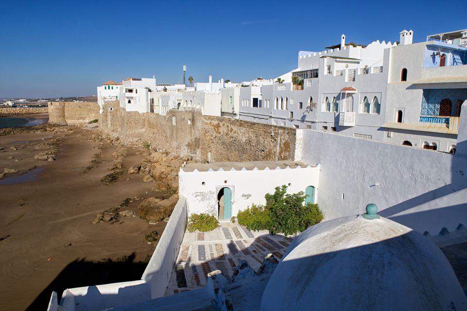 Remparts blancs, Asilah