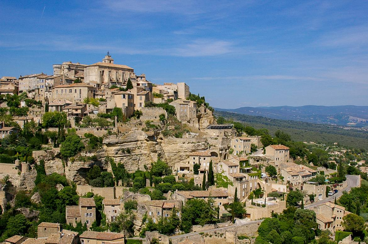 plus beaux villages de France, Gordes