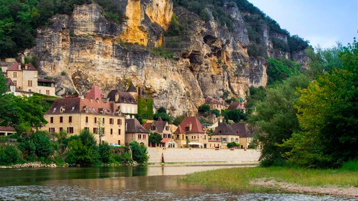 plus beaux villages de France, La Roque-Gageac