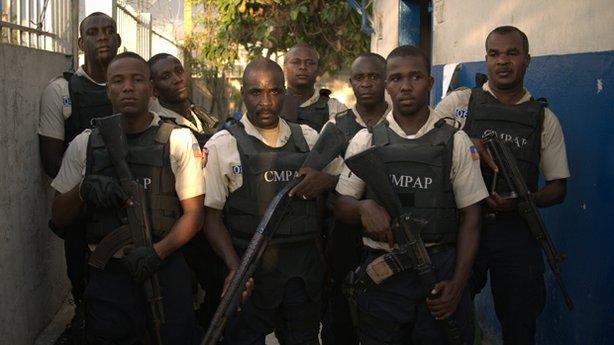 La brutalité policière en Haiti