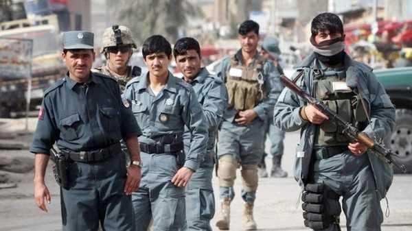 La brutalité policière en afganistan