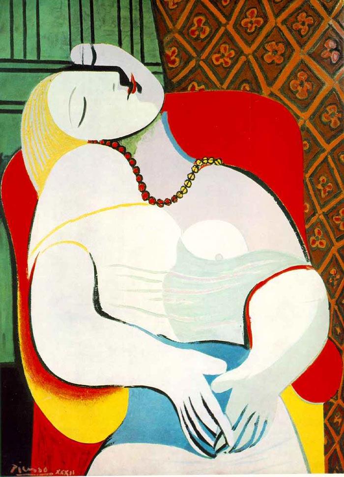 Le Rêve de Pablo Picasso