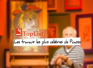 Les 10 travaux les plus célèbres de Pablo Picasso