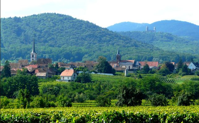 Mittelbergheim Les Plus Beaux Villages de France 2018