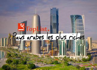 Top 10 des pays arabes les plus riches