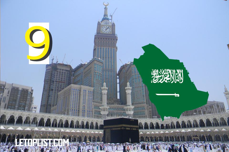 Les plus fortes armées - Arabie Saoudite