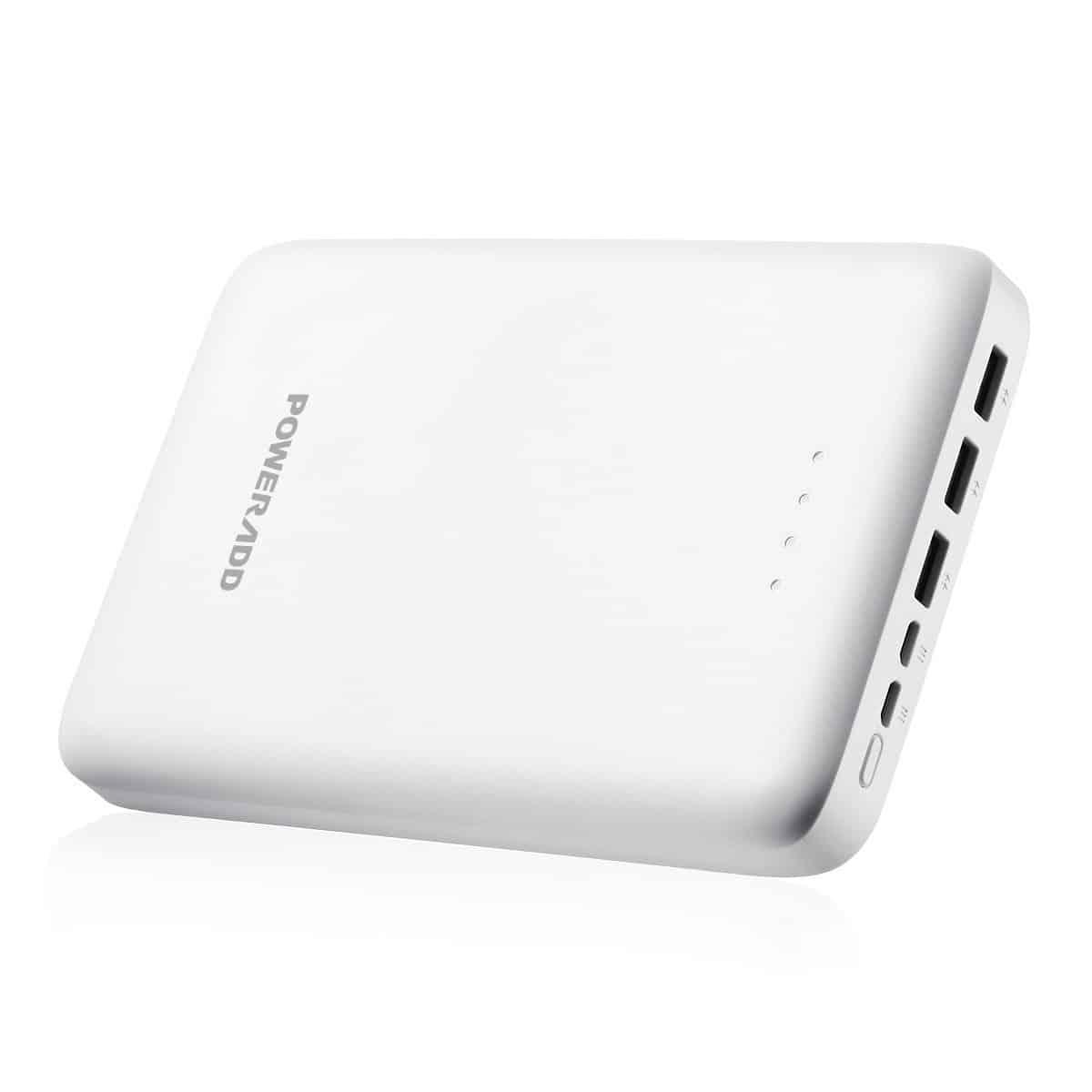 Meilleures Powerbanks iPhone X
