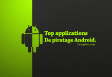 Meilleures applications de piratage Android 2018.