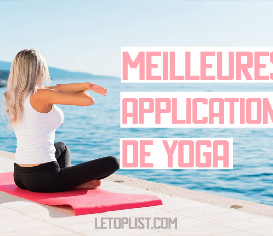 yoga applications gratuitrs, yoga chromecast, Meilleures applications de Yoga