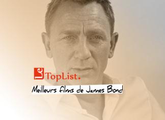 Meilleurs films de James Bond