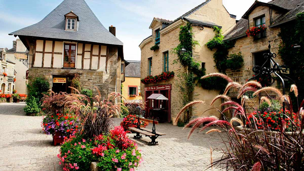 Top 10 des plus beaux villages de France, Rochefort-en-Terre