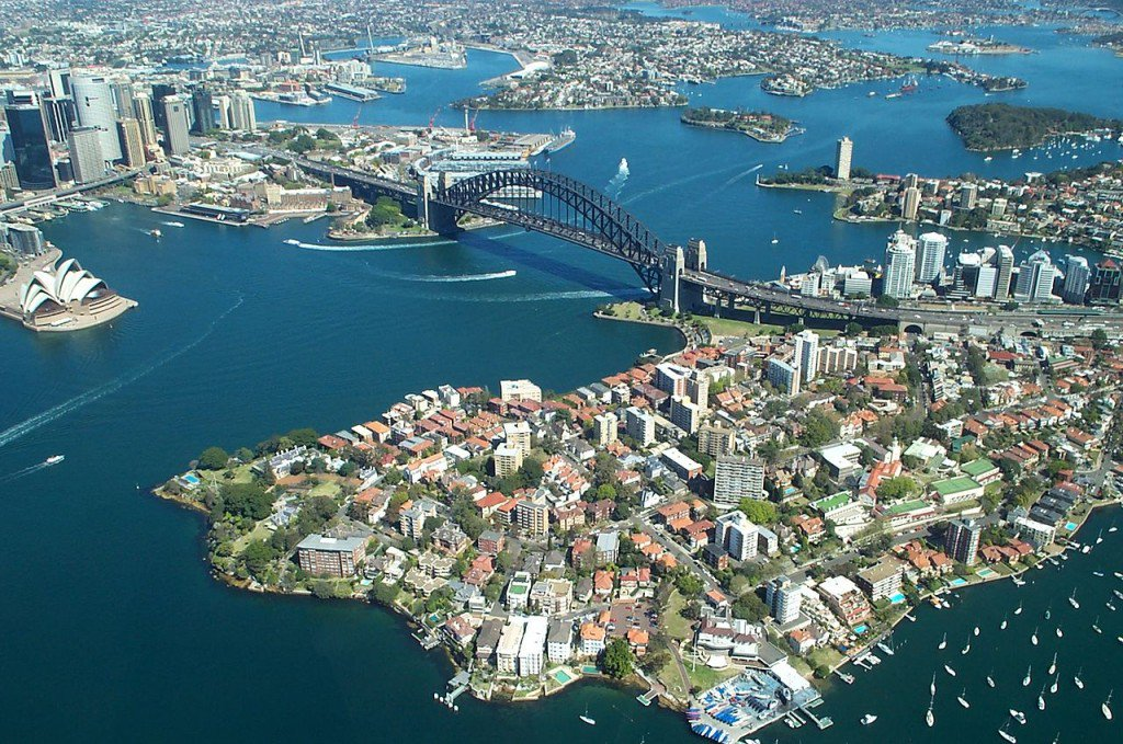 Les ponts les plus célèbres du monde: Sydney Harbour Bridge, Sydney