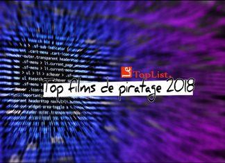 Top films de piratage