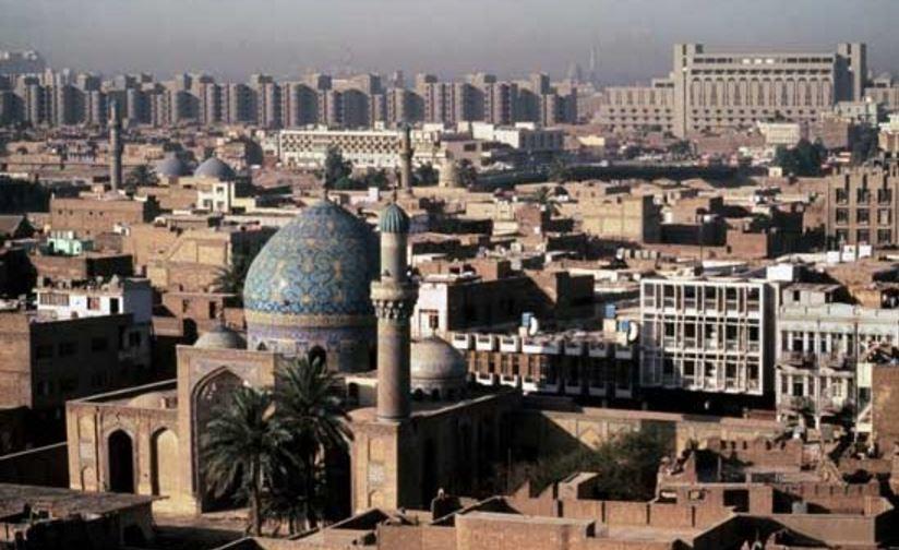 Bagdad, Irak