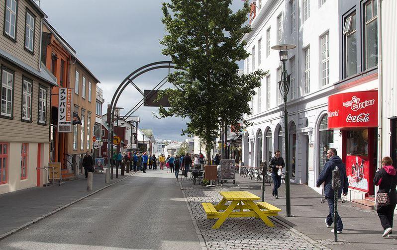 laugavegur, Top 10 des rues commerçantes les plus chères et les plus chères au monde