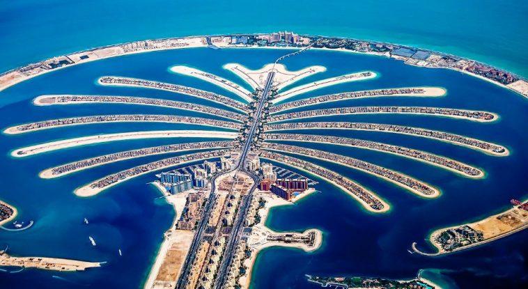 Palm Islands Top Les plus beaux endroits à visiter à Dubaï 2019