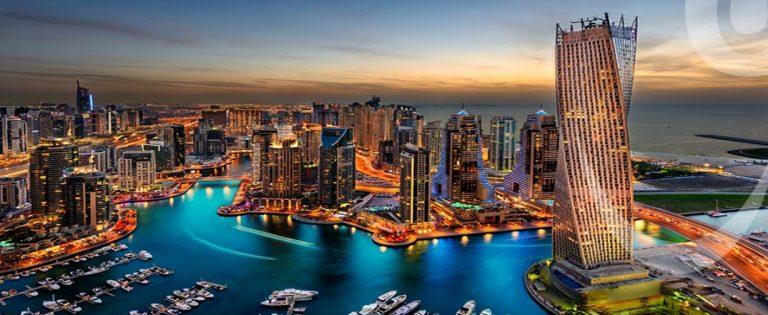 plus beaux endroits à Dubaï