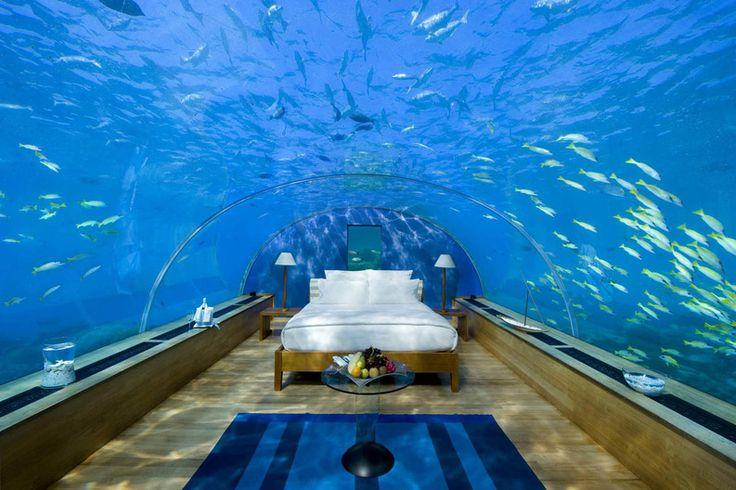 restaurants sous-marins