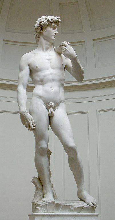 Statues les plus célèbres Statues les plus célèbres: David Statue (source: Rico Heil)