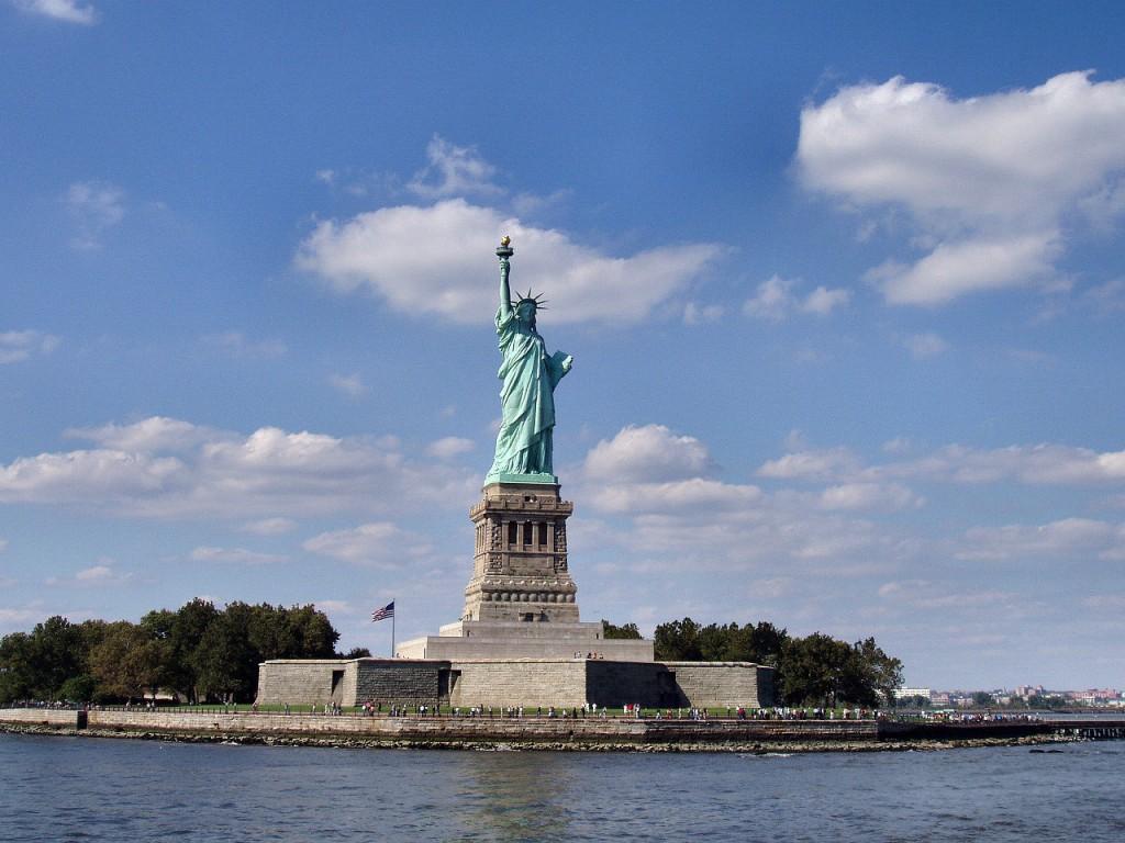 Statues les plus célèbres: Statue de la Liberté