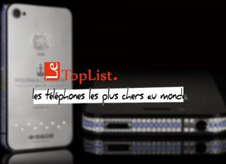 les 10 téléphones mobiles les plus chers au monde.