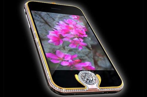 Bouton de l'iPhone 3G King