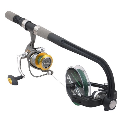 moulinets de pêche