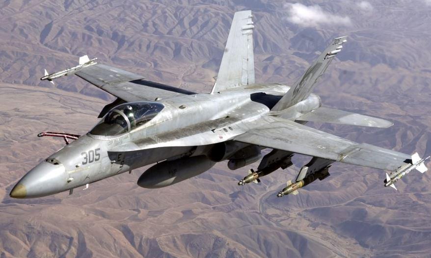 F-A-18 Hornet Top 10 des avions militaires les plus chers