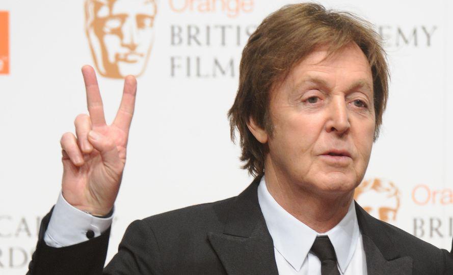 Sir James Paul McCartney - Artistes les plus riches