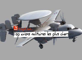 Top 10 avions militaires les plus chers au monde
