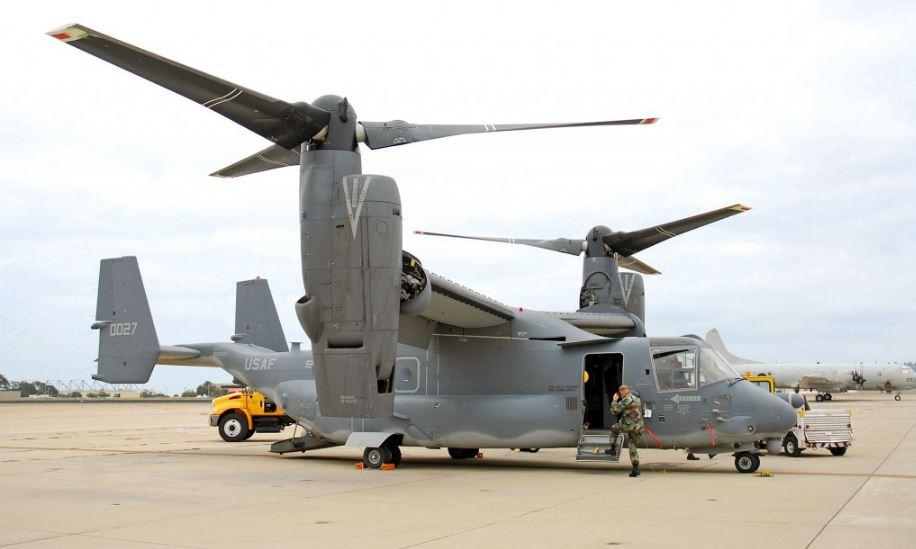 v22-osprey -Top 10 des avions militaires les plus chers