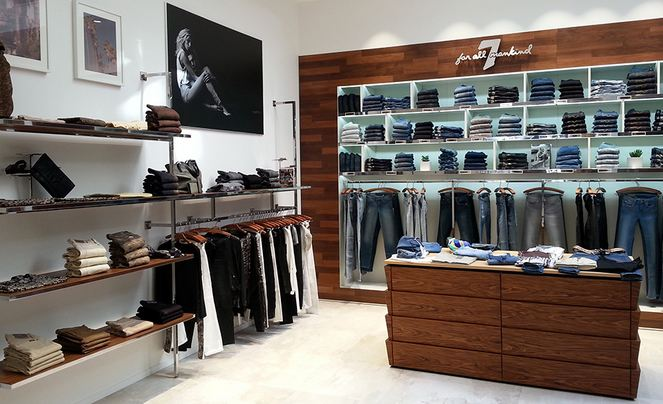 7 For All Mankind - Meilleures marques de jeans