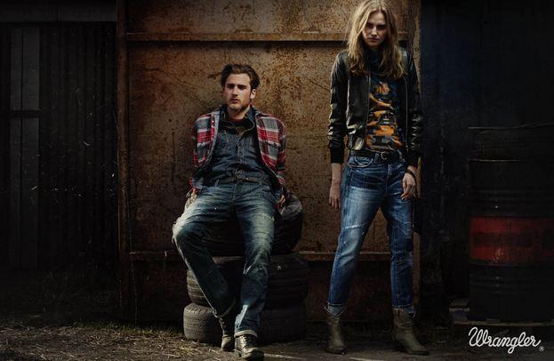 Meilleures marques de jeans - Wrangler Jeans