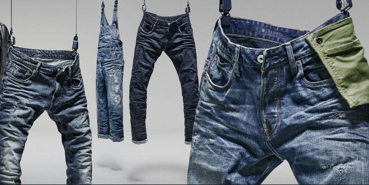 Top marques de jeans