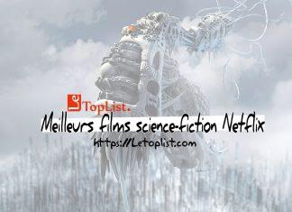 meilleurs films de science-fiction sur Netflix