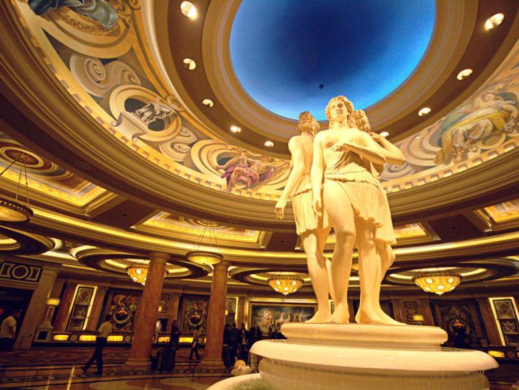 Endroits à visiter à Las Vegas