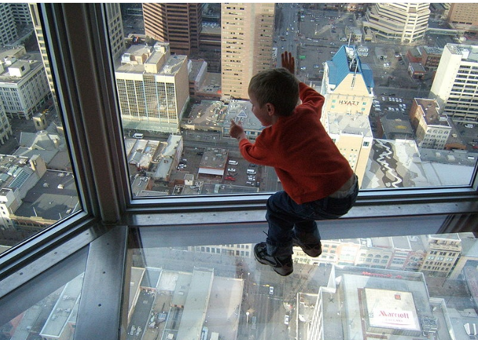Skywalks les plus spectaculaires et inoubliables: Calgary Tower, Calgary