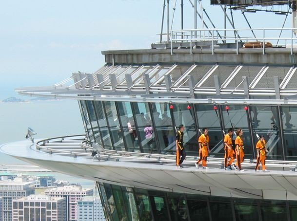Skywalks les plus spectaculaires
