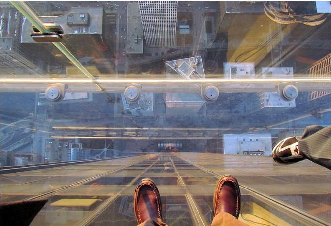 Skywalks les plus spectaculaires et inoubliables