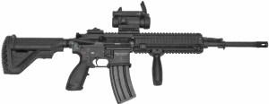 Fusil d'assaut Heckler et Koch HK416