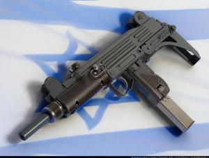 3e fusil le plus dangereux au monde: le pistolet mitrailleur Uzi