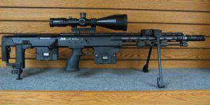 Top 10 des armes les plus dangereuses au monde: DSR Precision DSR 50 Sniper-Rifle