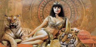 Cléopâtre la plus belle femme de l'histoire