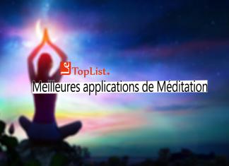 Meilleures applications de méditation