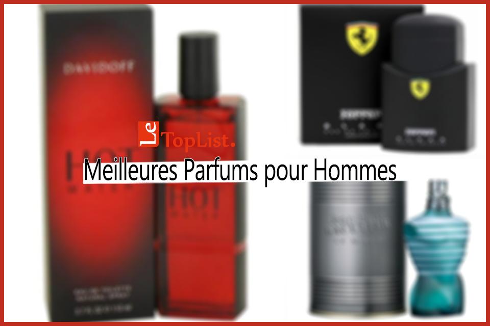 meilleures parfums