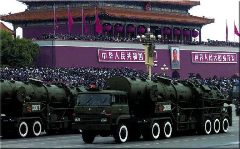 Pays ayant le plus d'armes nucléaires