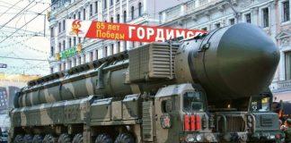 Top pays ayant le plus d'armes nucléaires