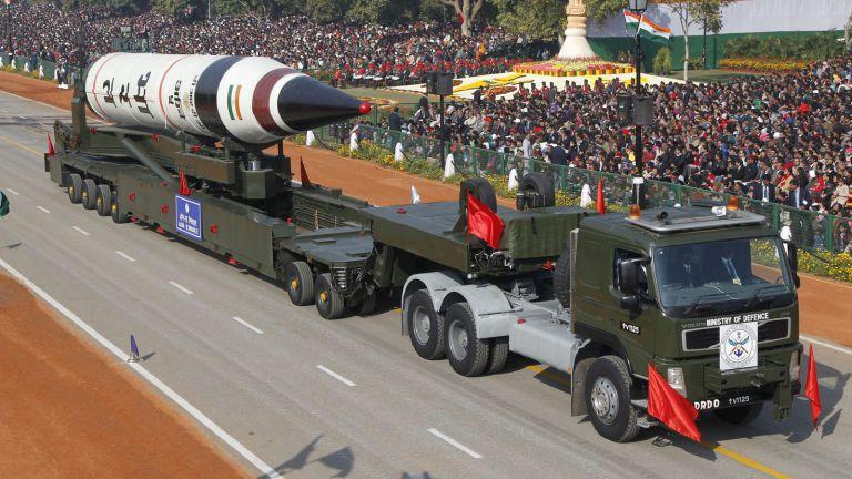 Top 10 des pays ayant le plus d'armes nucléaires